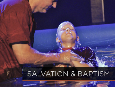 Salvation & Baptism